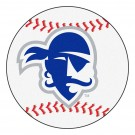 "27"" Round Seton Hall Pirates Baseball Mat"