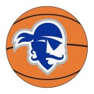 "27"" Round Seton Hall Pirates Basketball Mat"