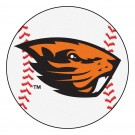 "Oregon State Beavers 27"" Round Baseball Mat"