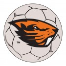 "Oregon State Beavers 27"" Round Soccer Ball Mat"