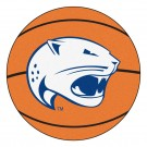 "27"" Round South Alabama Jaguars Basketball Mat"