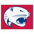 "34"" x 45"" South Alabama Jaguars All Star Floor Mat"