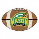 "George Mason Patriots 22"" x 35"" Football Mat"