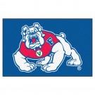 "Fresno State Bulldogs 19"" x 30"" Starter Mat"