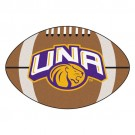 "22"" x 35"" North Alabama Lions Football Mat"