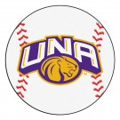 "27"" Round North Alabama Lions Baseball Mat"