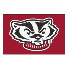 "Wisconsin Badgers 19"" x 30"" Starter Mat"