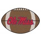 "22"" x 35"" Mississippi (Ole Miss) Rebels Football Mat"