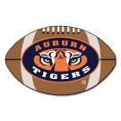"22"" x 35"" Auburn Tigers Football Mat"