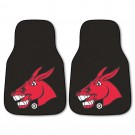 "Central Missouri State Fighting Mules, Central Missouri State Fighting Jennies 17"" x 27"" Carpet Auto Floor Mat (Set of 2 Car Mats)"