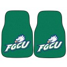 "Florida Gulf Coast Eagles 17"" x 27"" Carpet Auto Floor Mat (Set of 2 Car Mats)"