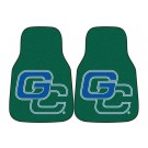 "Georgia College and State University Bobcats 17"" x 27"" Carpet Auto Floor Mat (Set of 2 Car Mats)"