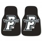 "Providence College Friars 17"" x 27"" Carpet Auto Floor Mat (Set of 2 Car Mats)"