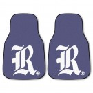 "Rice Owls 17"" x 27"" Carpet Auto Floor Mat (Set of 2 Car Mats)"