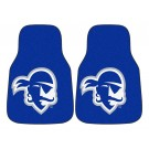 "Seton Hall Pirates 17"" x 27"" Carpet Auto Floor Mat (Set of 2 Car Mats)"