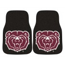 "Missouri State University Bears 27"" x 18"" Auto Floor Mat (Set of 2 Car Mats)"