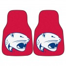 "South Alabama Jaguars 27"" x 18"" Auto Floor Mat (Set of 2 Car Mats)"