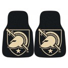 "Army Black Knights 17"" x 27"" Carpet Auto Floor Mat (Set of 2 Car Mats)"
