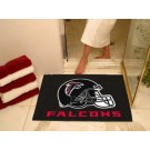"Atlanta Falcons 34"" x 45"" All Star Floor Mat"