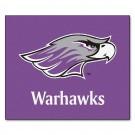 Wisconsin (Whitewater) Warhawks 5' x 6' Tailgater Mat