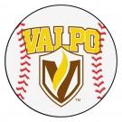 "27"" Round Valparaiso Crusaders Baseball Mat"