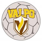 "27"" Round Valparaiso Crusaders Soccer Mat"