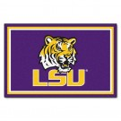 Louisiana State (LSU) Tigers 5' x 8' Area Rug by