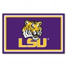 Louisiana State (LSU) Tigers 4' x 6' Area Rug by