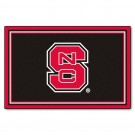 North Carolina State Wolfpack 5' x 8' Area Rug by
