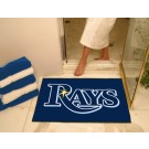 "34"" x 44 1/2"" Tampa Bay Rays All Star Floor Mat"