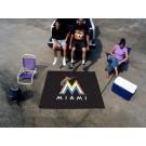 5' x 6' Miami Marlins Tailgater Mat