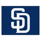 "34"" x 45"" San Diego Padres All Star Floor Mat by"
