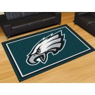 Philadelphia Eagles 5' x 8' Area Rug