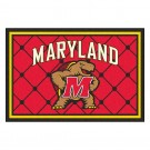 Maryland Terrapins 5' x 8' Area Rug by