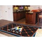 Miami Marlins 5' x 8' Area Rug