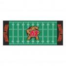 "Maryland Terrapins 30"" x 72"" Football Field Runner"