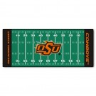 "Oklahoma State Cowboys 30"" x 72"" Football Field Runner"