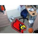 Louisville Cardinals 3' x 3' Mascot Mat