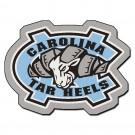 North Carolina Tar Heels 3' x 3' Mascot Mat