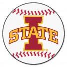 """Iowa State Cyclones 27"""" Round Baseball Mat"""