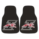 "Indianapolis Greyhounds 17"" x 27"" Carpet Auto Floor Mat (Set of 2 Car Mats)"