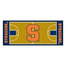 "Syracuse Orangemen 30"" x 72"" Basketball Court Runner"