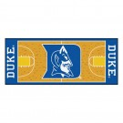 "Duke Blue Devils 30"" x 72"" Basketball Court Runner"