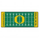"Oregon Ducks 30"" x 72"" Football Field Runner"