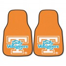 "Tennessee Lady Volunteers 27"" x 18"" Auto Floor Mat (Set of 2 Car Mats)"
