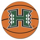 "Hawaii Rainbow Warriors 27"" Round Basketball Mat"