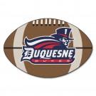 """22"""" x 35"""" Duquesne Dukes Football Mat"""