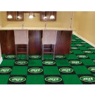 "New York Jets 18"" x 18"" Carpet Tiles (Box of 20)"
