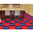 "Buffalo Bills 18"" x 18"" Carpet Tiles (Box of 20)"