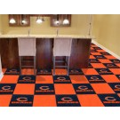 "Chicago Bears 18"" x 18"" Carpet Tiles (Box of 20)"